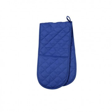 Now Designs Colour Centre Double Oven Glove, Royal Blue