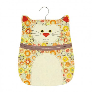 Cat Peg Bag by Ulster Weavers