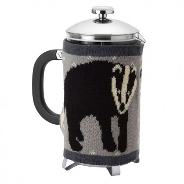 Cafetiere Jacket Badger by Ulster Weavers
