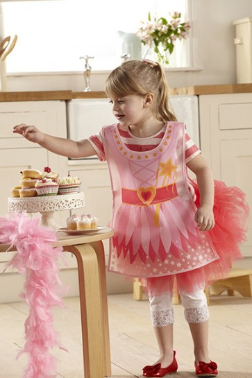 Cooksmart Kids Fairy Princess PEVA Tabard