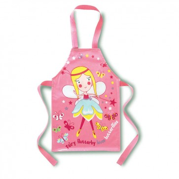Cooksmart Kids Fairy PVC Apron