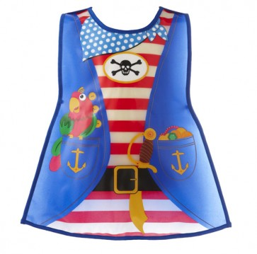 Cooksmart Kids Pirate PEVA Tabard