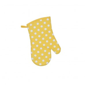 Dexam Lemon Flamenco Single Oven Mitt