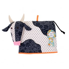 Cow Shaped Tea cosy by Ulster Weavers