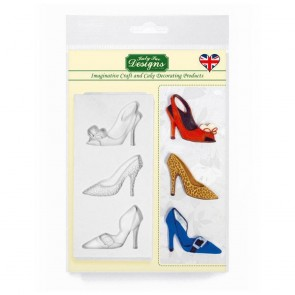 Katy Shoes Silicone Mould Katy Sue Designs