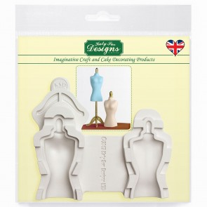 Mannequin Silicone Mould Katy Sue Designs